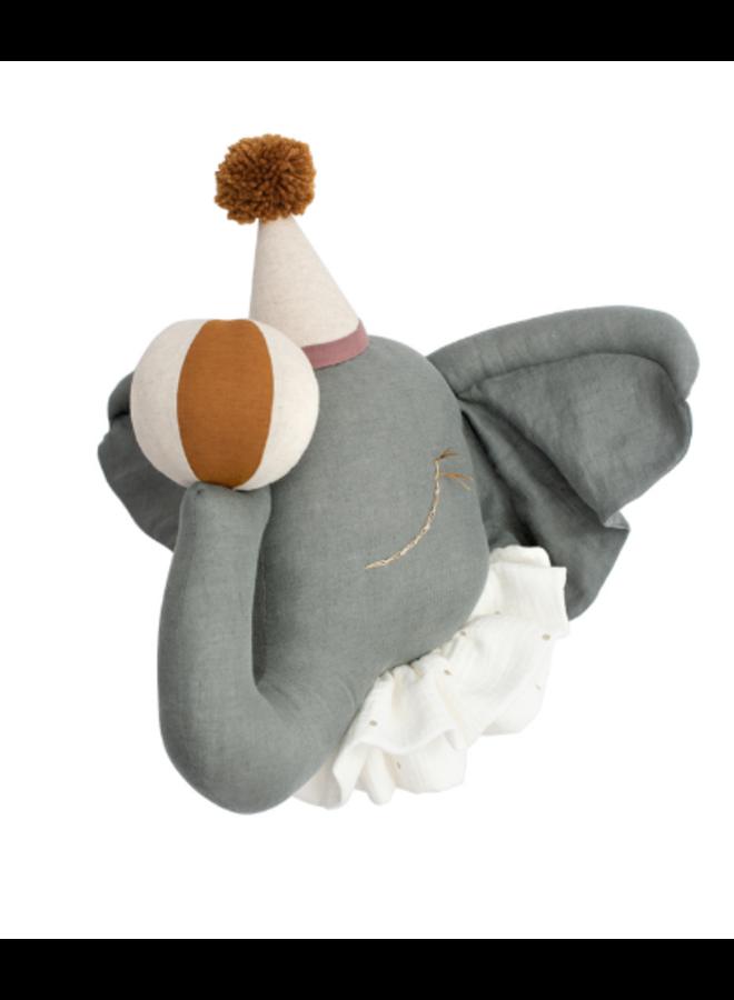 Circus Olifant - Pompom Hat