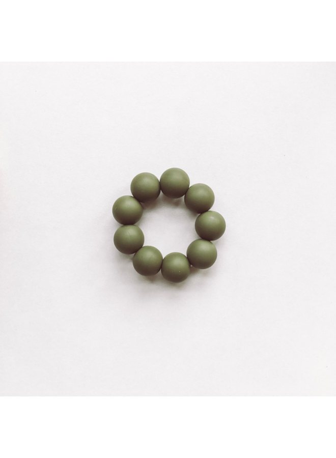 Freezer bijtring - Olive