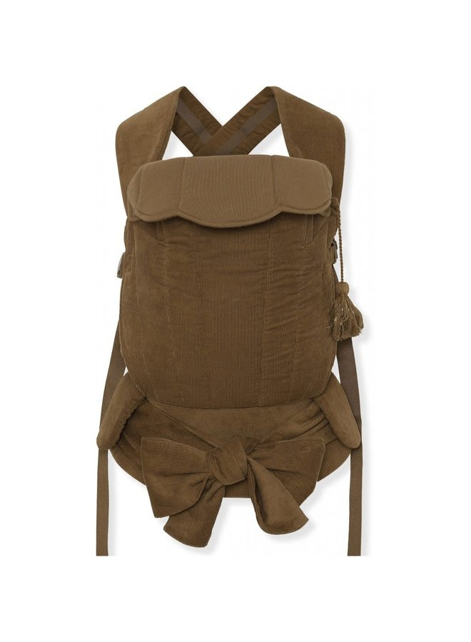 Umami Carrier Swaddle - Walnut