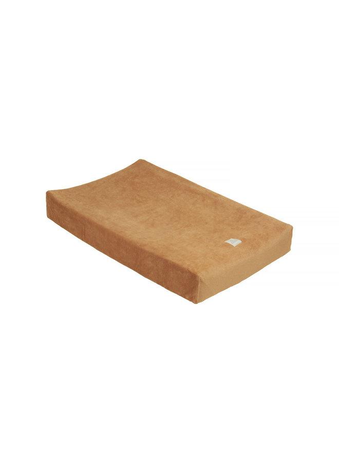 Changingmat - Ribvelvet - Sand