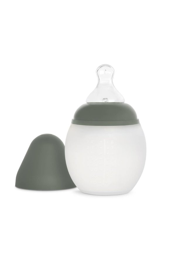 Baby Bottle - 240 ml - Kaki