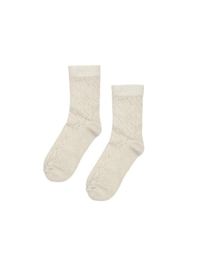 Maed For Mini - Basic Socks - Chique Chinchilla