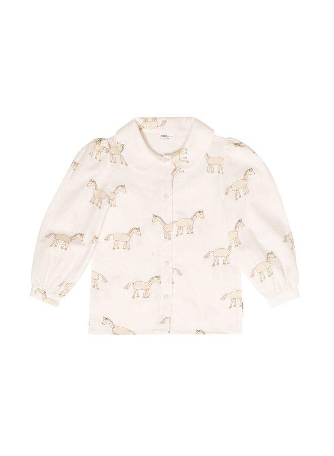 Maed For Mini - Blouse - Unusual Unicorn