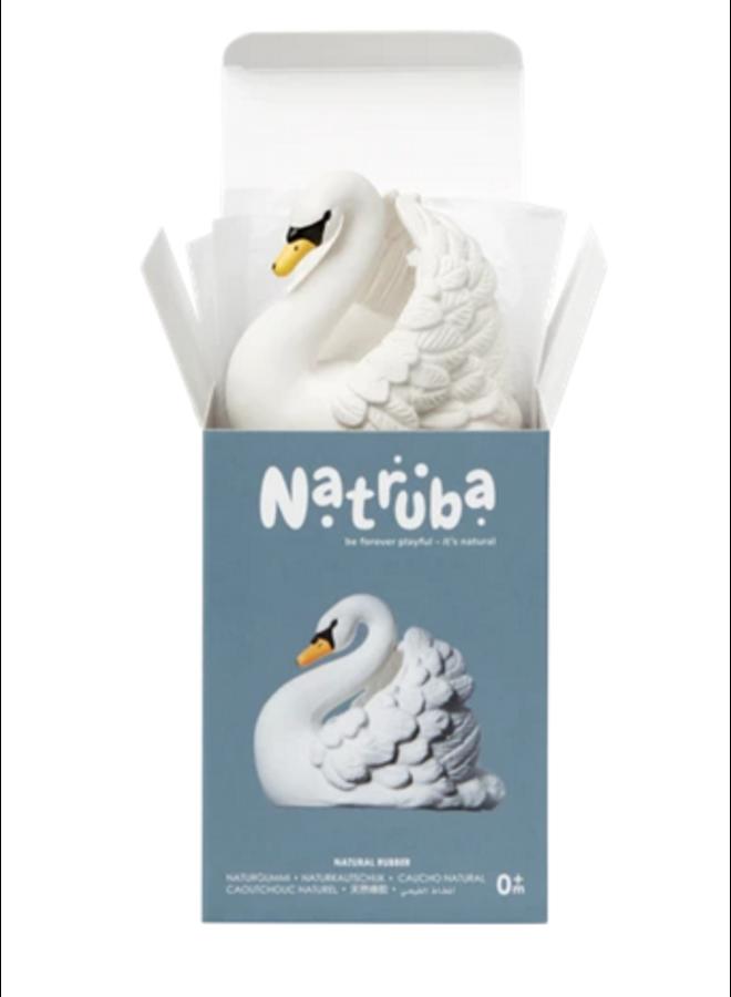 Bath Swan - White