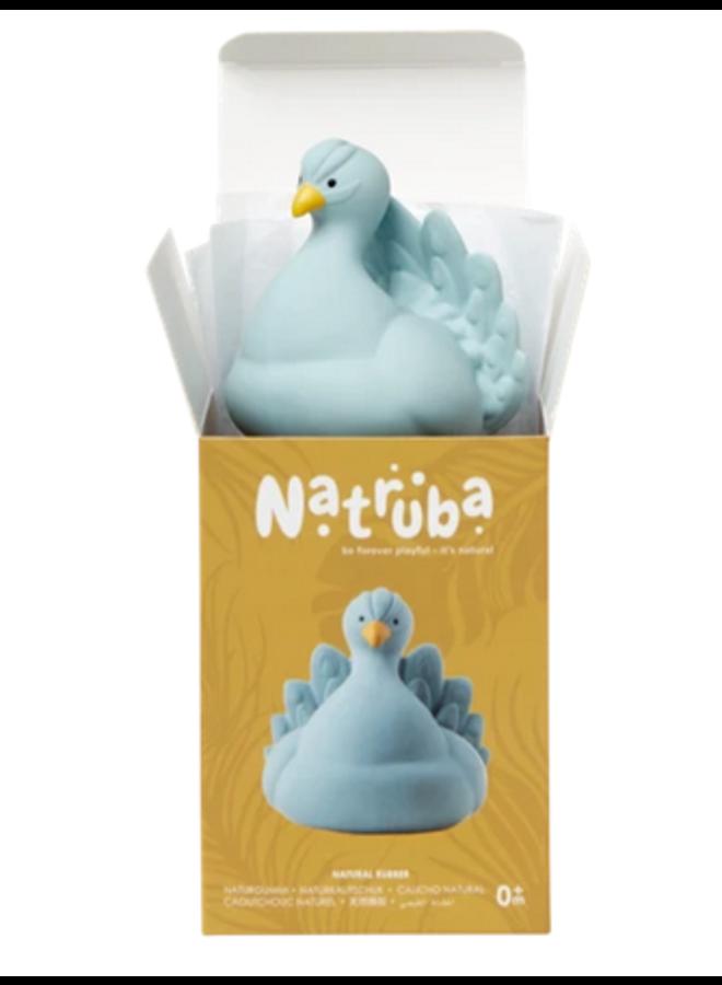 Natruba - Bath Peacock - Light Blue