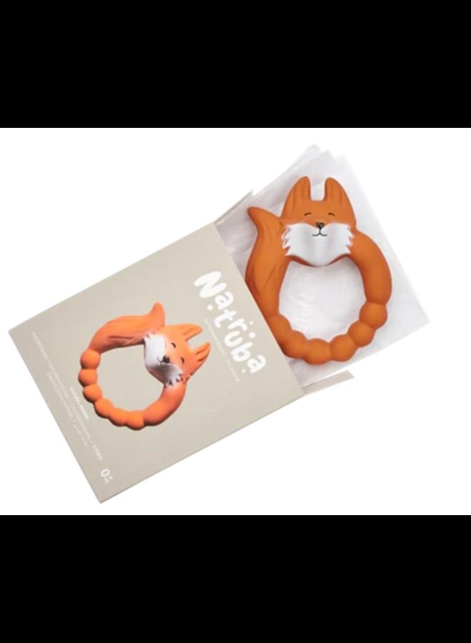 Natruba - Bijtring Fox - Orange