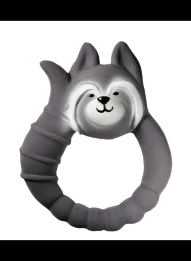 Bijtring - Racoon Grey