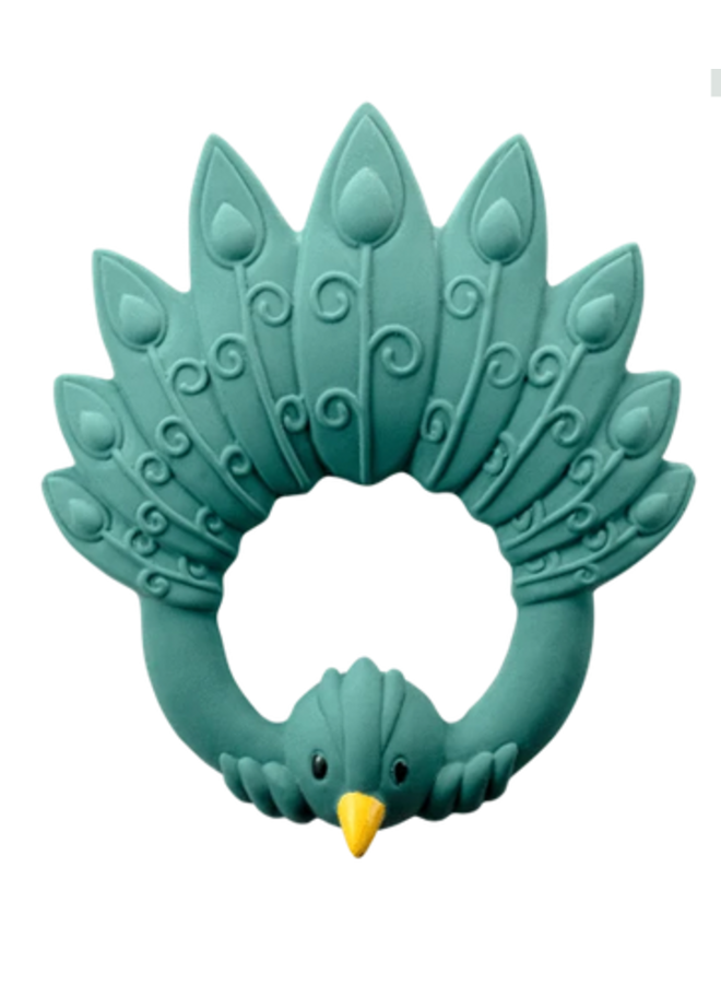 Bijtring Peacock - green