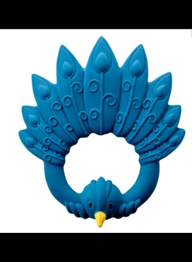 Bijtring Peacock - Blue