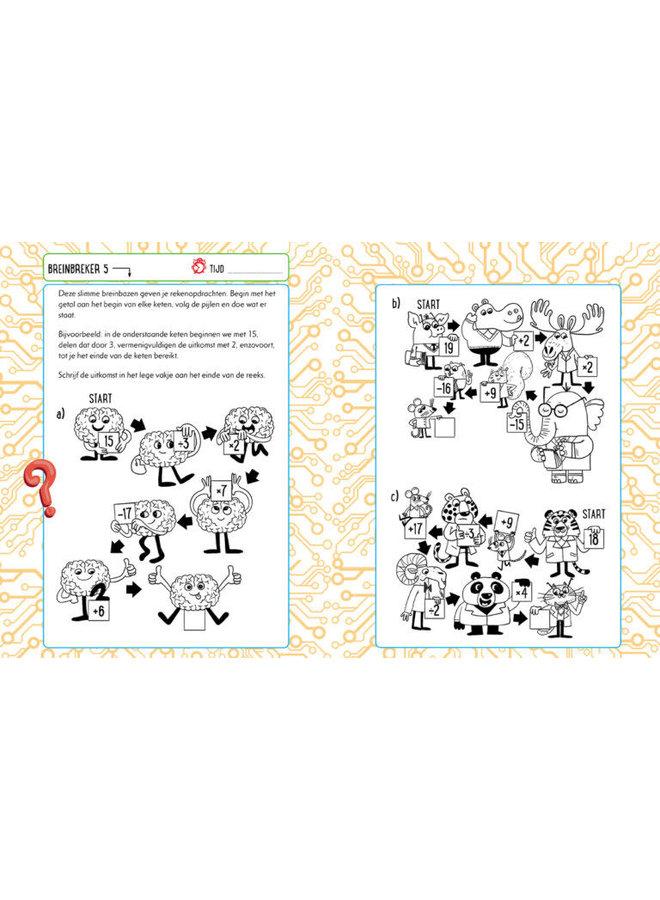 Lantaarn Publishers - Breinbrekers voor kids 6+