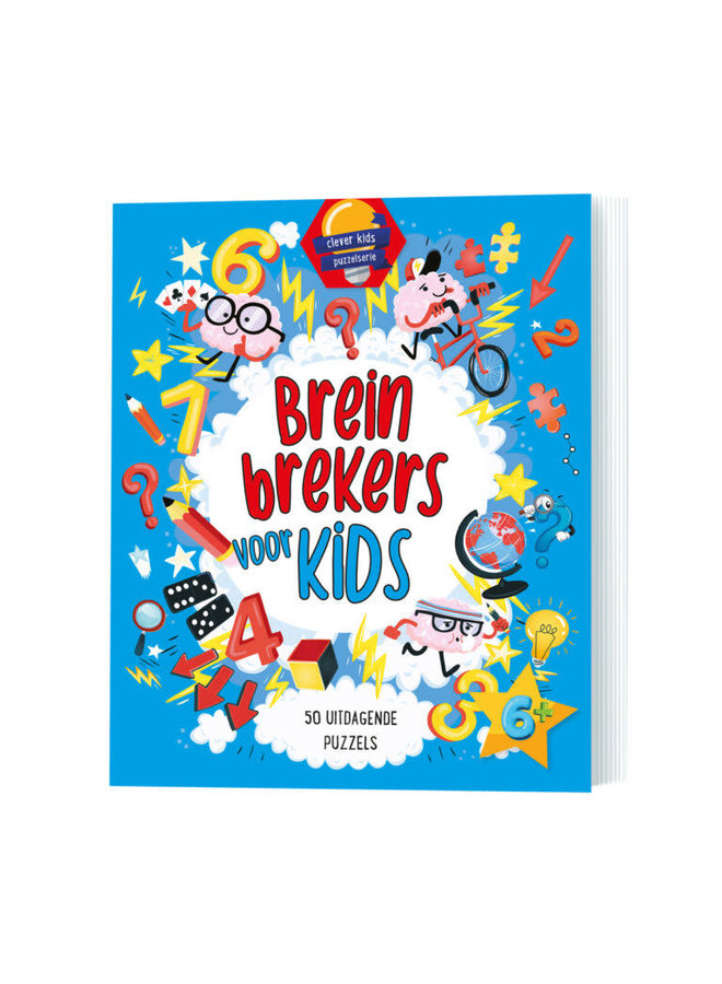 Breinbrekers voor kids 6+