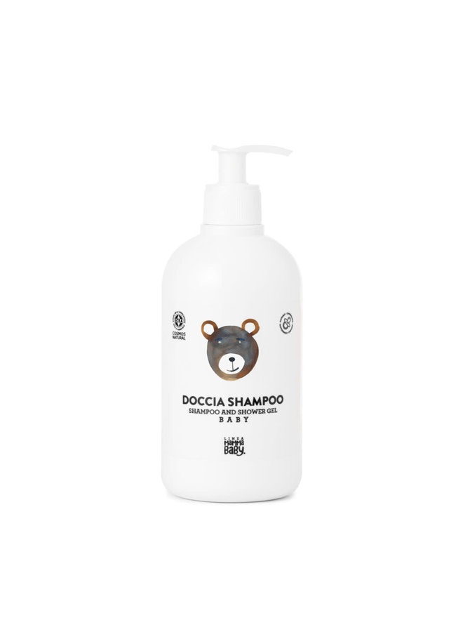 Linea MammaBaby - Baby shampoo & shower gel Cosmos Natural 500ml