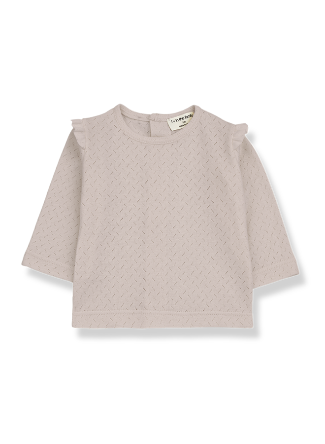 Adelle - T-shirt - Nude