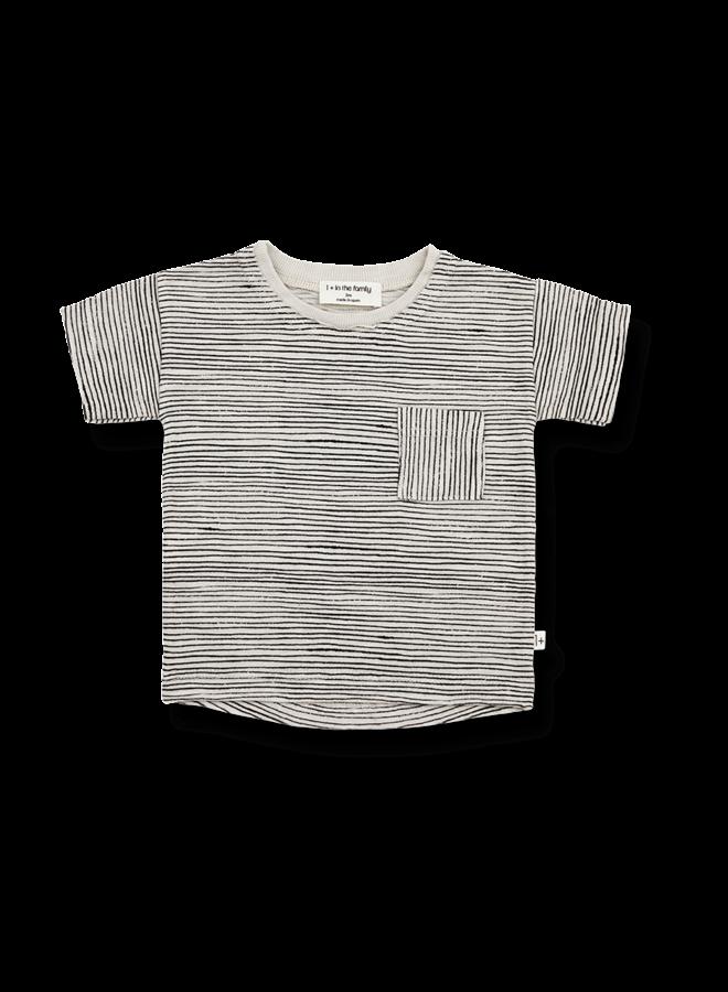1+ in the family - Bernat - S.sleeve T-shirt - Stone