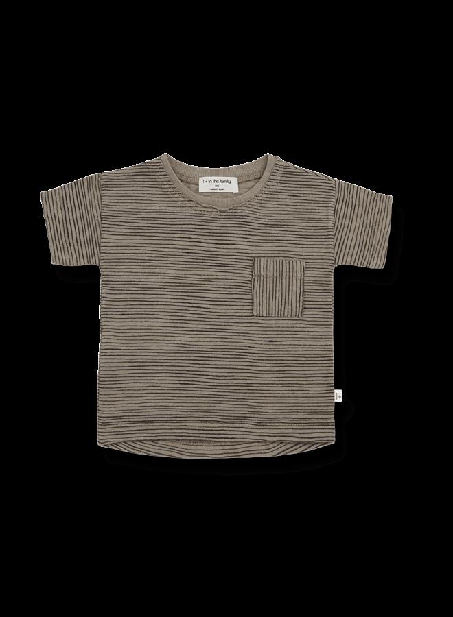 1+ in the family - Bernat - S.sleeve T-shirt - Khaki