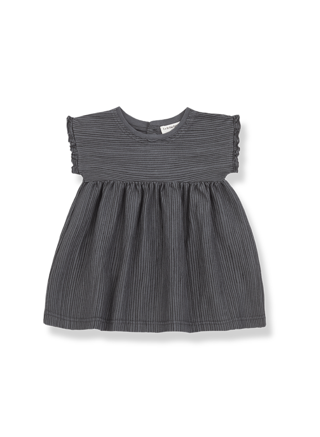 1+ in the family - Arlet - Dress - Anthracite