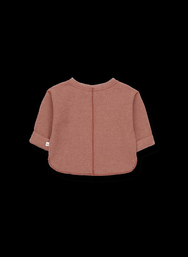 Alma - Long Sleeve T-shirt - Roibos