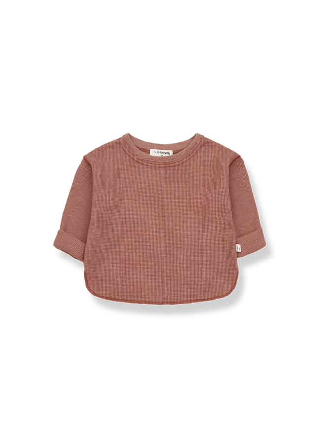 1+ in the family - Alma - Long Sleeve T-shirt - Roibos