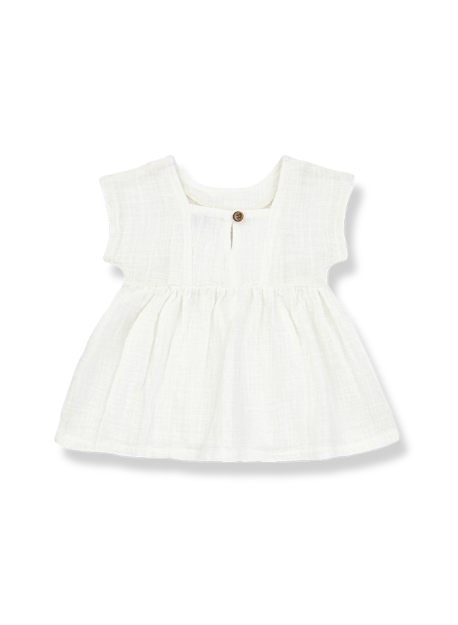 1+ in the family - Bruna - Dress - Off-white