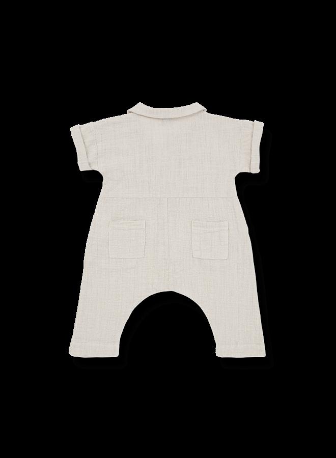 1+ in the family - Carlota - Jumpsuit - Beige