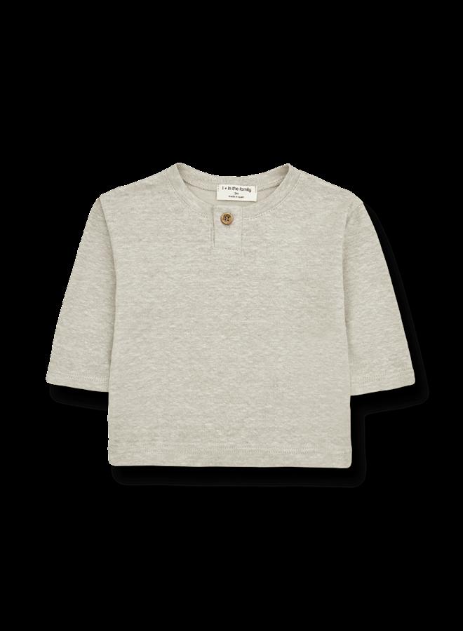 Angel - Long Sleeve T-shirt - Beige