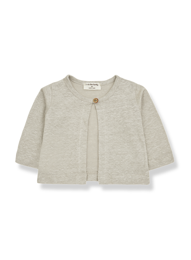 Blanca - Girly Jacket - Beige