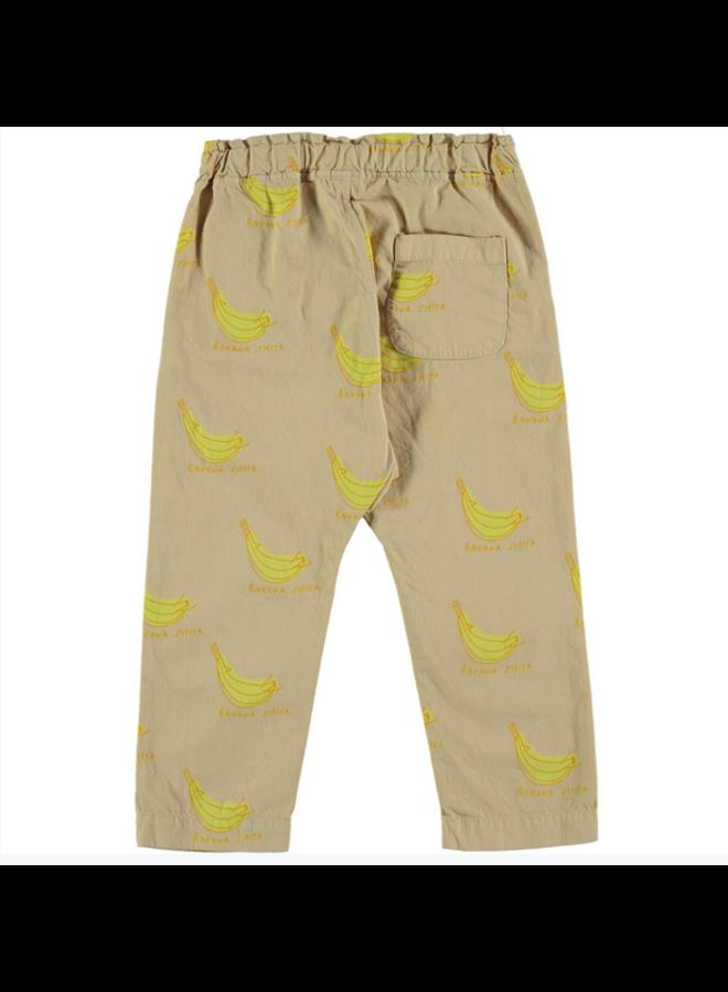 Bonmot - Baggy Trouser Banana Siesta - Beige