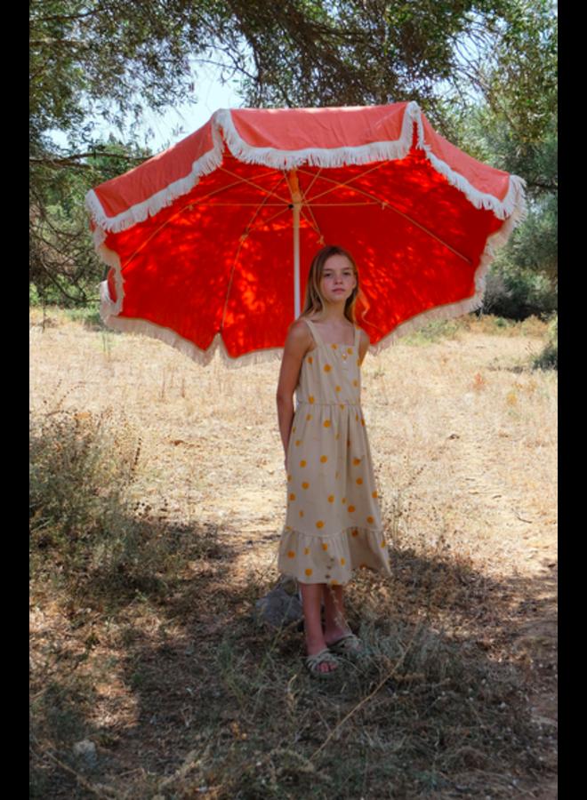 Dress Elastic Yogi Sun - Beige