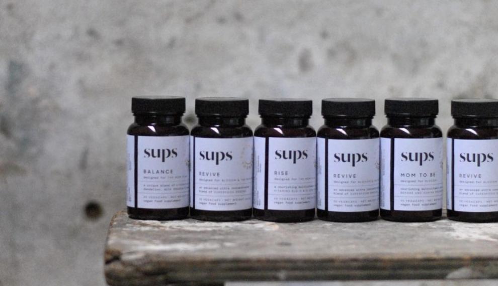 SUPS: hoogwaardige supplementen voor mama's & mama's to be