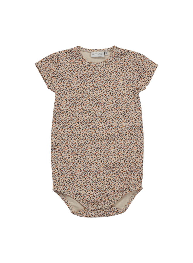 Blossom Kids- Body short sleeve - Confetti Blossom
