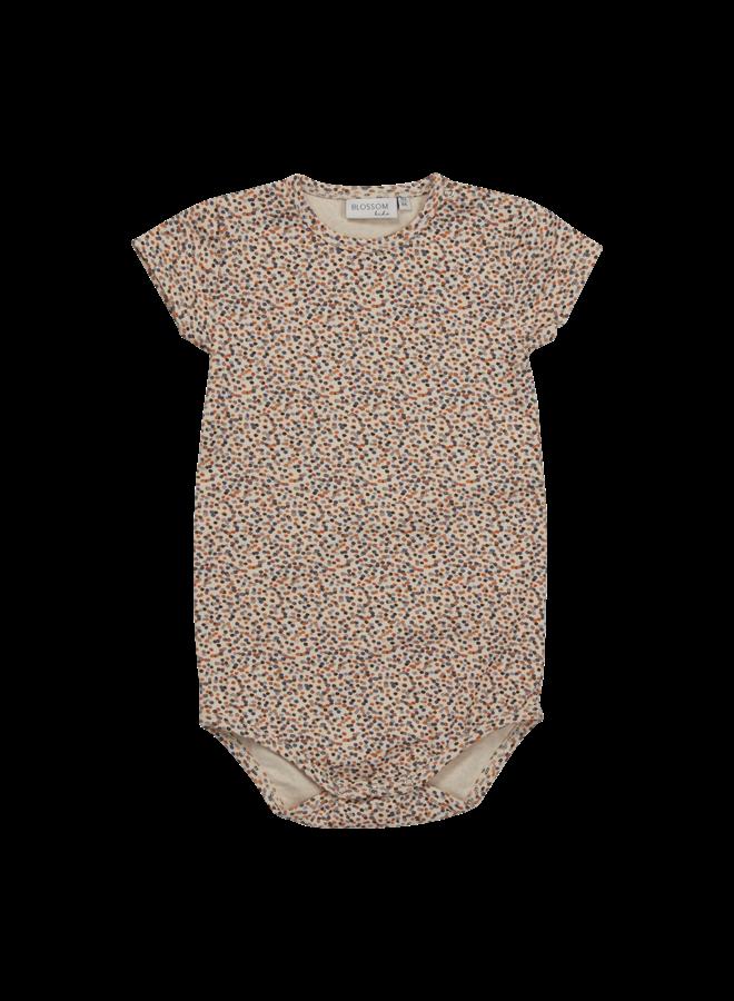 Body short sleeve - Confetti Blossom