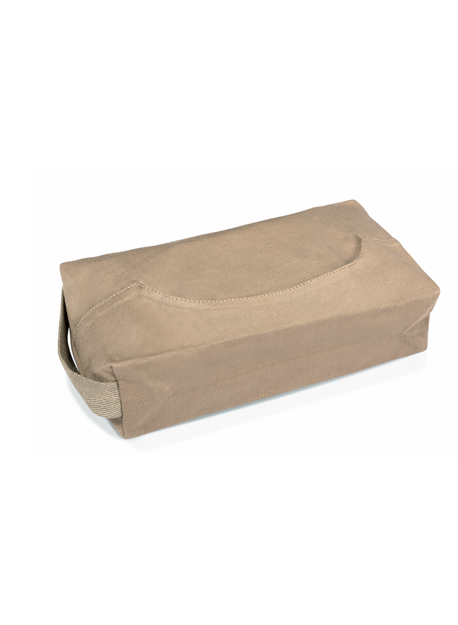 Baby wipes cover brown