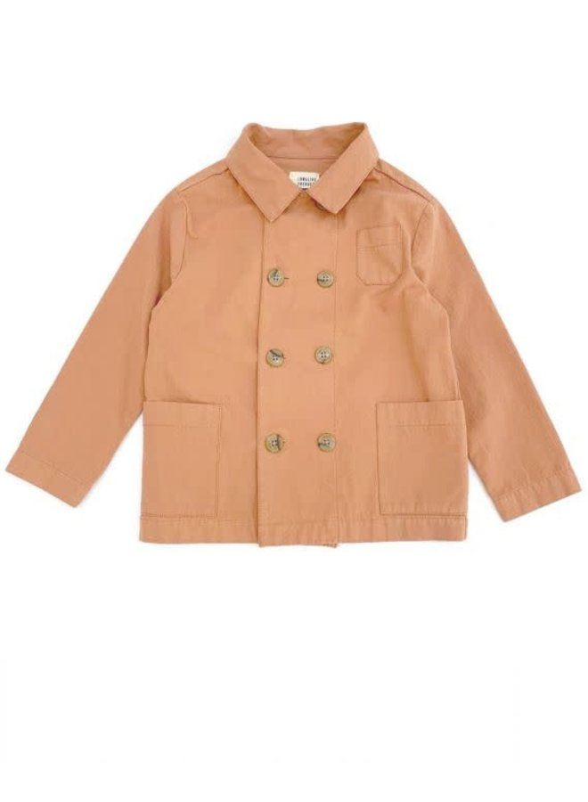 Canvas Jacket - Red Dust Canvas