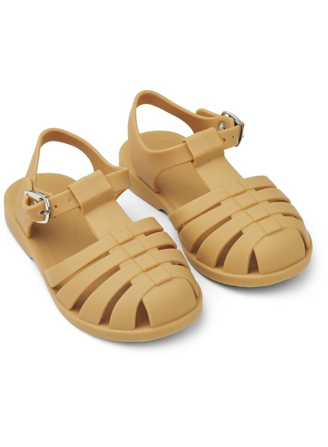 Bre Sandals - Yellow Mellow