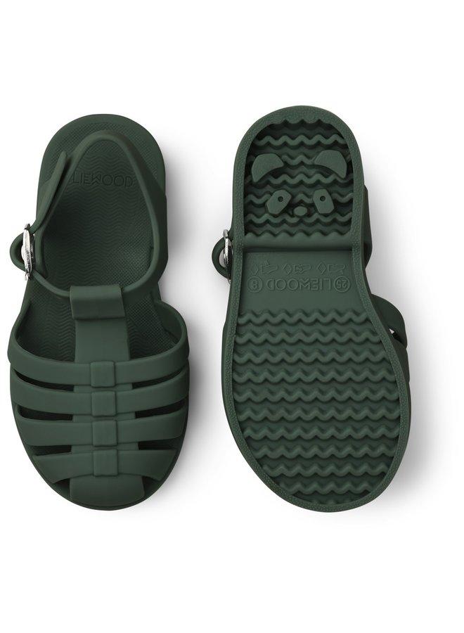 Bre Sandals - Garden Green