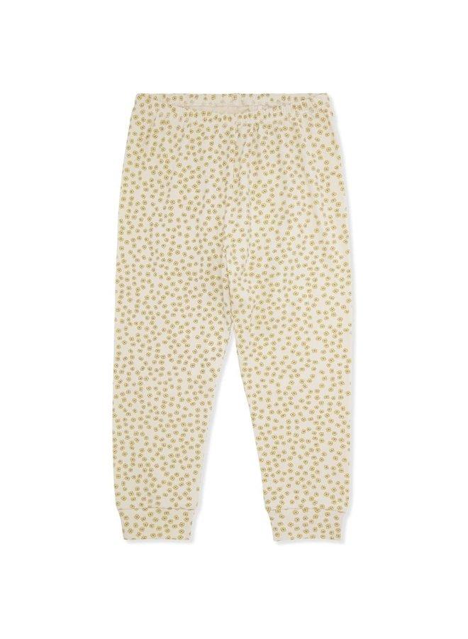 Basic Pants - Buttercup Yellow