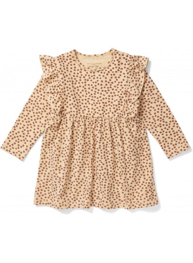 Konges Sløjd - Basic Dress - Buttercup Rosa