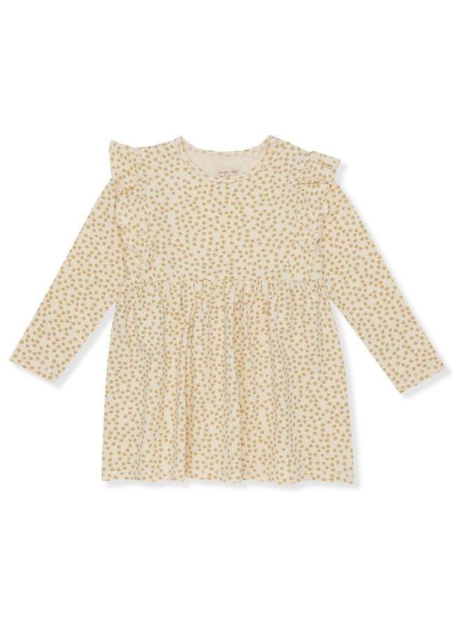 Konges Sløjd - Basic Dress - Buttercup Yellow