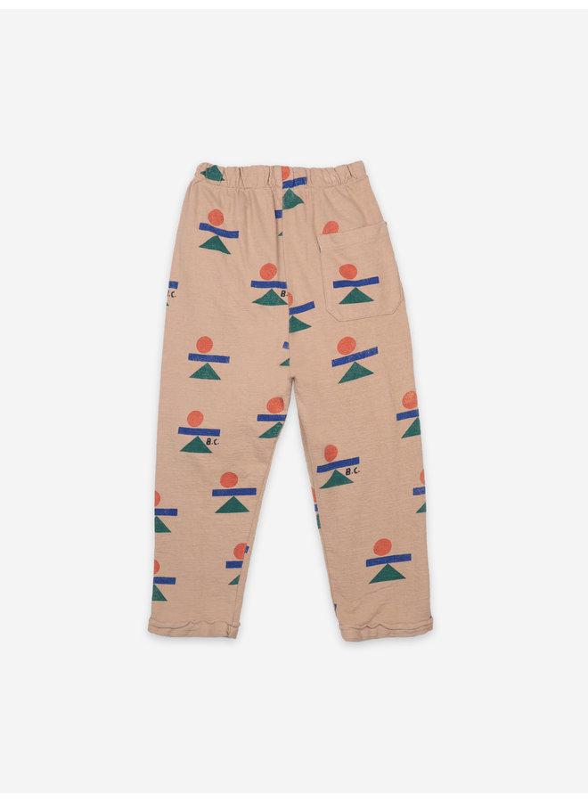 Bobo Choses - Balance All Over Fleece Pants