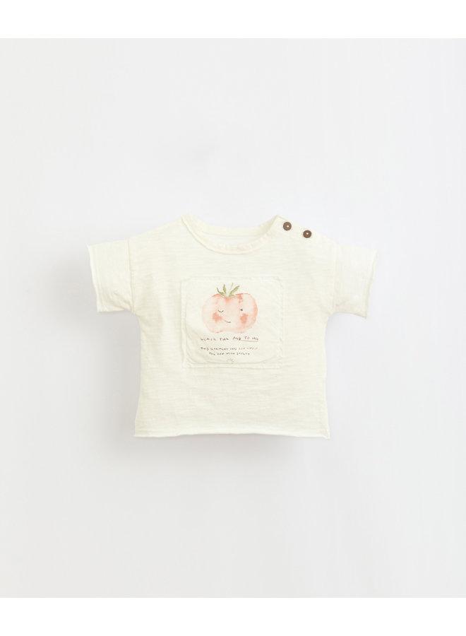 Flamé Jersey Anti-UV T-Shirt - P0057 - Windflower
