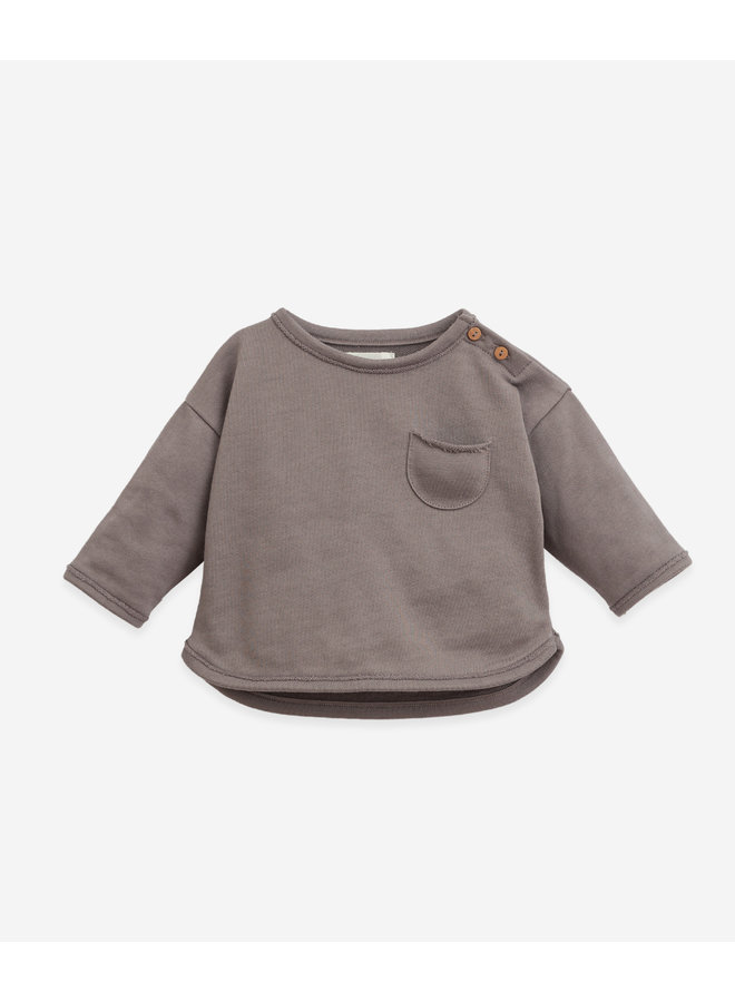 Fleece Sweater - P9049 - Heidi