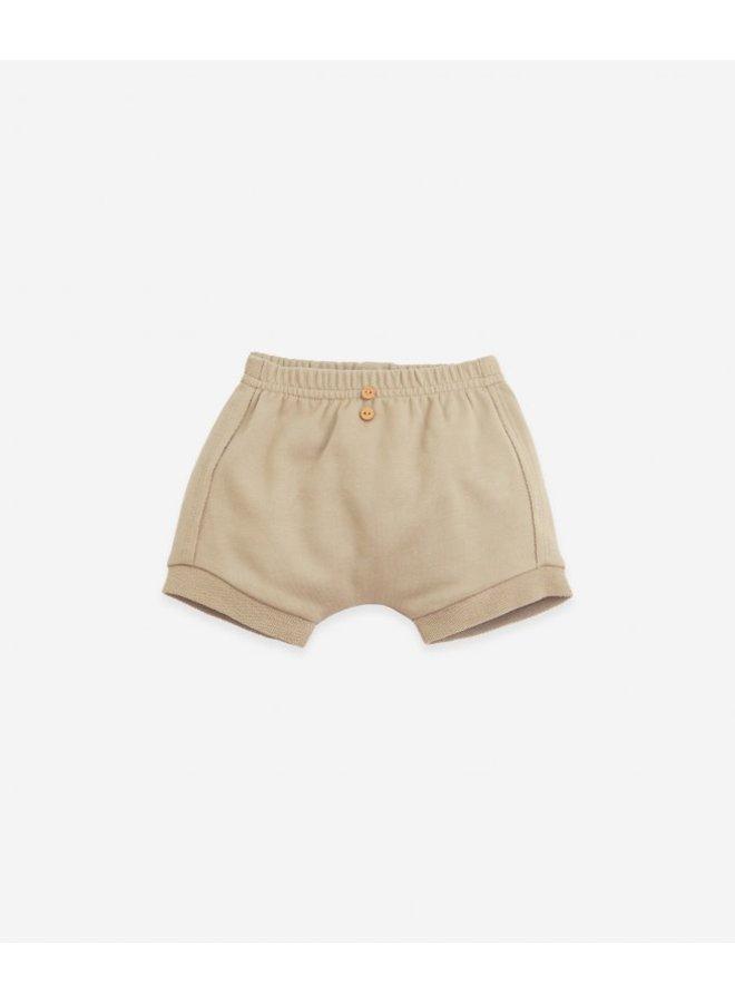 Fleece Shorts - P7154 - Joao