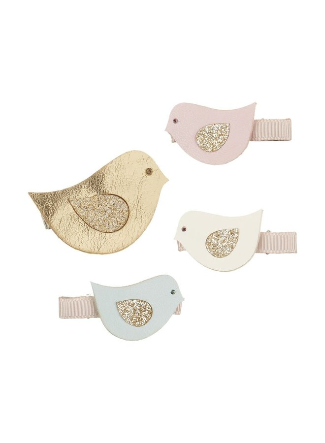 Mimi and Lula - Birdie family clip pack