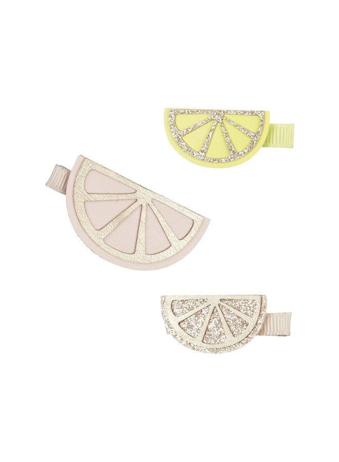 Mimi and Lula - Citrus slice clips