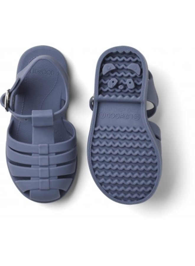 Liewood - Bre Sandals - Blue Wave