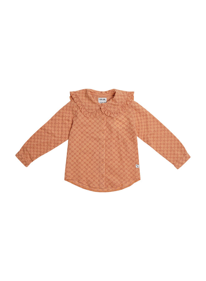 Broderie - Blouse