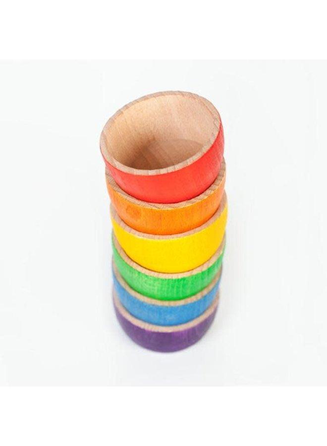 15-119 6 x bowls (6 colors)