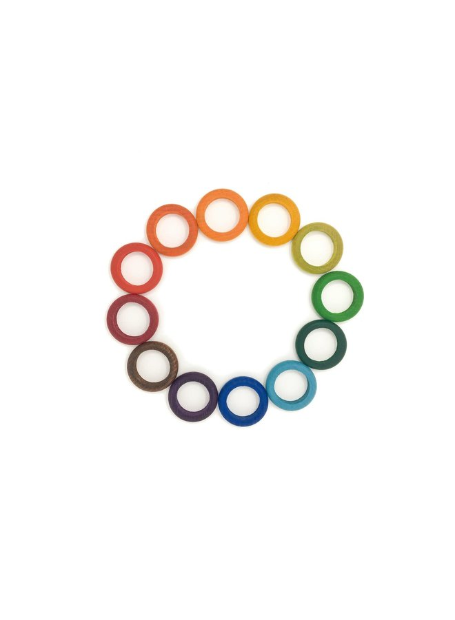 18-187 12 x rings (complement Perpetual Calendar)