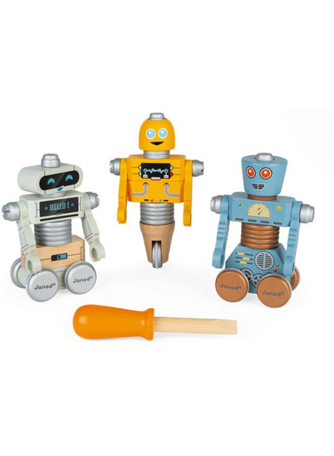 Brico'kids - Robot set