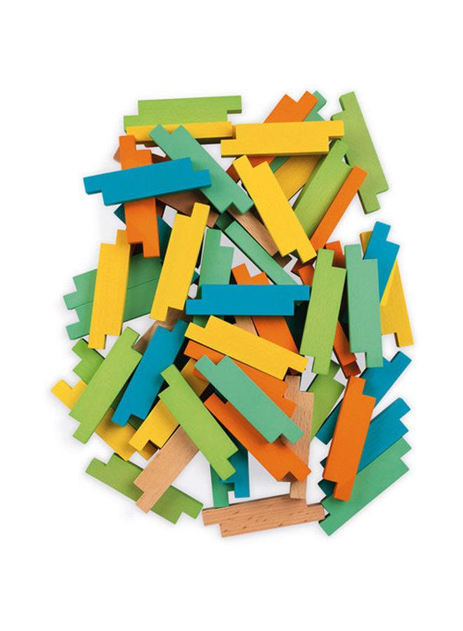 Janod - Blokken - Constructie (60)